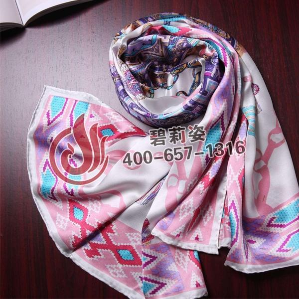 杭州丝巾定制